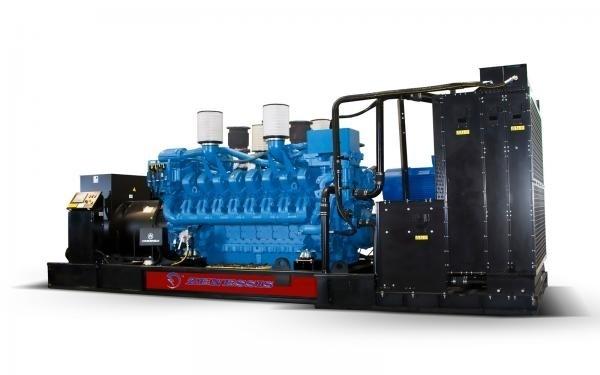 Generator / grup electrogen motorina ESE 1100 kvaDisponibil pe endress-generatoare.ro cu garantie inclusa.