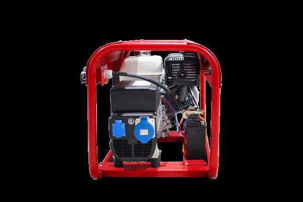 Generator / grup electrogen benzina ESE 8 kva SH Honda Disponibil pe endress-generatoare.ro cu garantie inclusa.