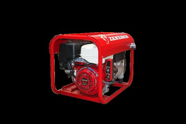 Grup electrogen benzina ESE 8 kva SH Honda Disponibil pe endress-generatoare.ro cu garantie inclusa.