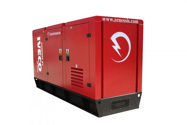 Grup electrogen motorina ESE 165 kva Iveco Disponibil pe endress-generatoare.ro cu garantie inclusa.