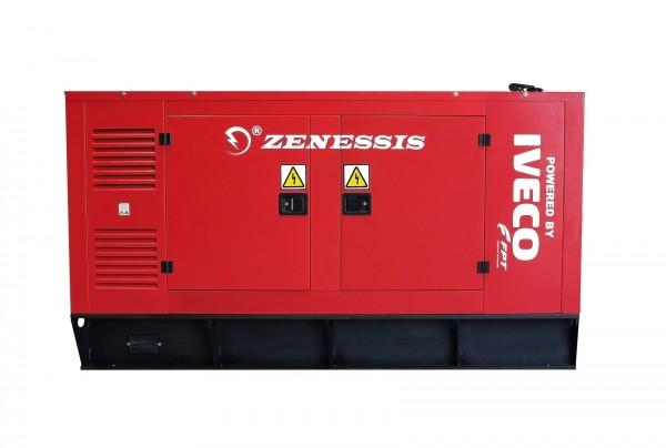 Generator electrogen cu carcasa, putere 33 kva, motor IvecoDisponibil pe endress-generatoare.ro cu garantie inclusa.