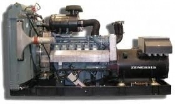 Generator / grup electrogen motorina ESE 510 kva Man Disponibil pe endress-generatoare.ro cu garantie inclusa.