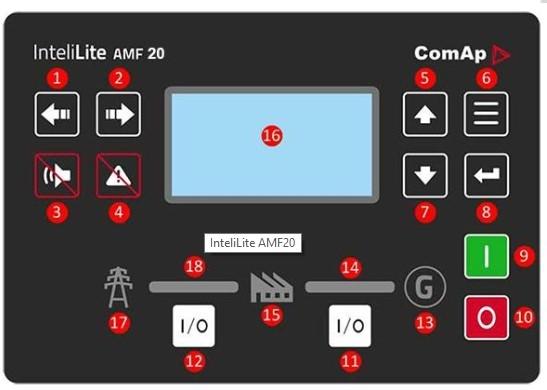 ComAp AMF 20